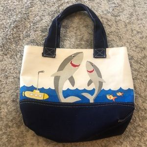 Pottery Barn Kids Canvas Tote
